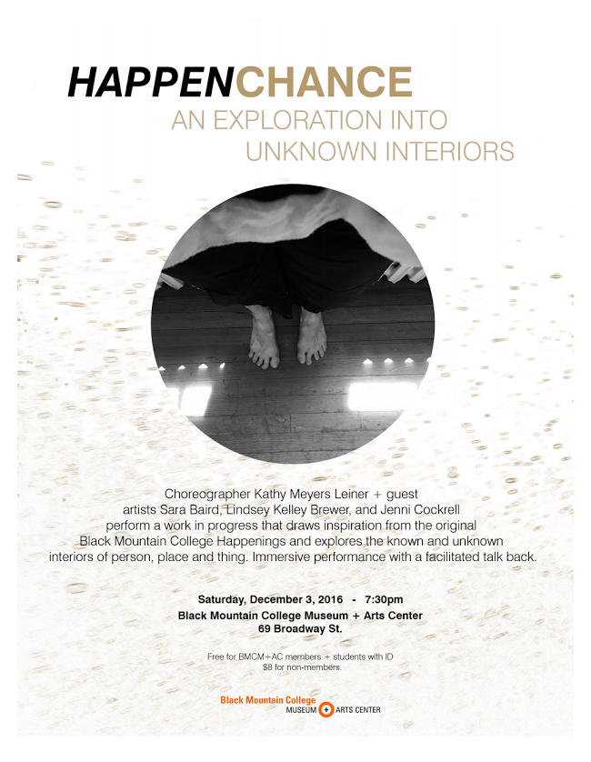 HappenChance Poster
